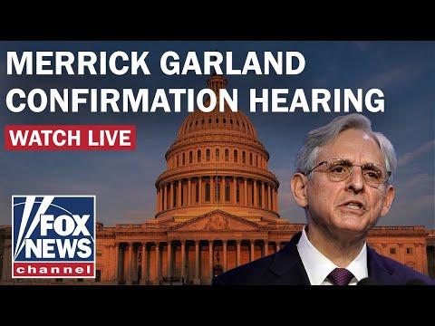 Merrick Garland admits his DOJ would 'advance' Joe Biden's gun control agenda: 'Entitled to pursue'