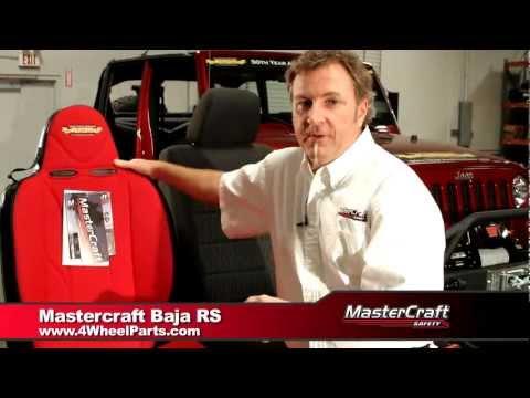MasterCraft Safety Baja RS Seats - YouTube