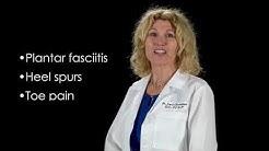 Beachwood, OH Chiropractor Treats Foot Pain