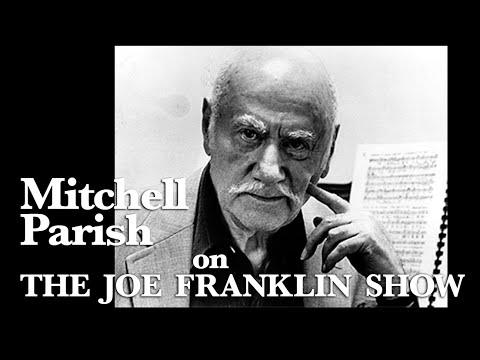 The Joe Franklin Show - guest Mitchell Parish