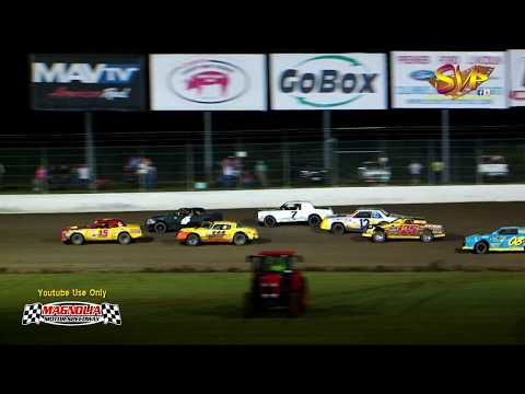 Magnolia Motor Speedway | Factory Stocks Feature | Sept  22  23 , 2017
