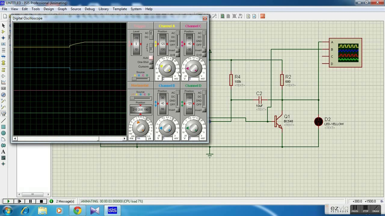 All about CIRCUIT: Op-amp Multivibrator