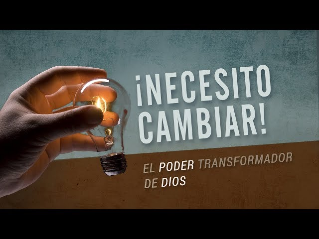 1. Dios cambia vidas - David Barceló