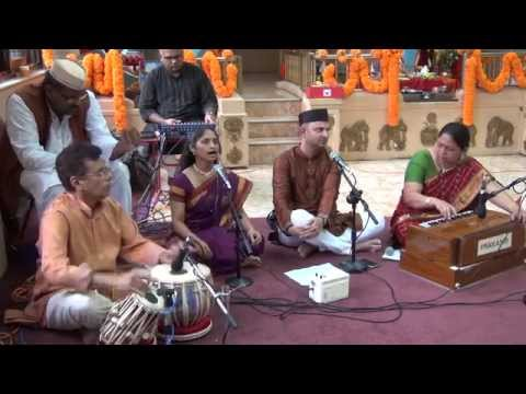 Naman Natavara Part 5: वद जाऊ कुणाला शरणं ग ……. (sung by Vishakha Pande)