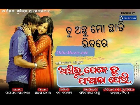 Tu Achu | Odia Movie - Asilu Jebu Tu Jaana Pheri | Amrita Nayak, Humane Sagar | Audio Song