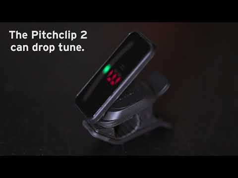 Enhanced visibility and accuracy - Pitchclip 2, the clip-on tuner for simple and efficient tuning.