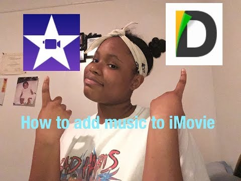 How to add music to your YouTube s on iMovie