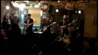 2009年12月26日 Live in 上野ドゥビーズ.