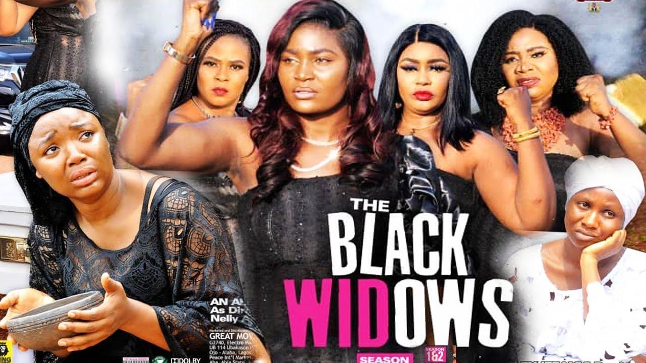 Download THE BLACK WIDOWS SEASON 9 {NEW TRENDING MOVIE} - CHIZZY ALICHI SONIA UCHE EKENE UMENWA 2021 Movie