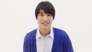 福士蒼汰オフィシャルサイト http://www.ken-on.co.jp/fukushi/