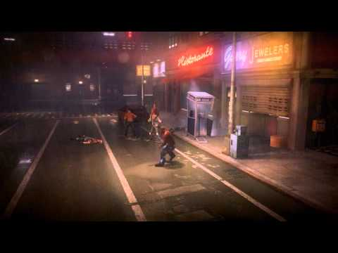 Ruffian Games : Streets Of Rage Prototype