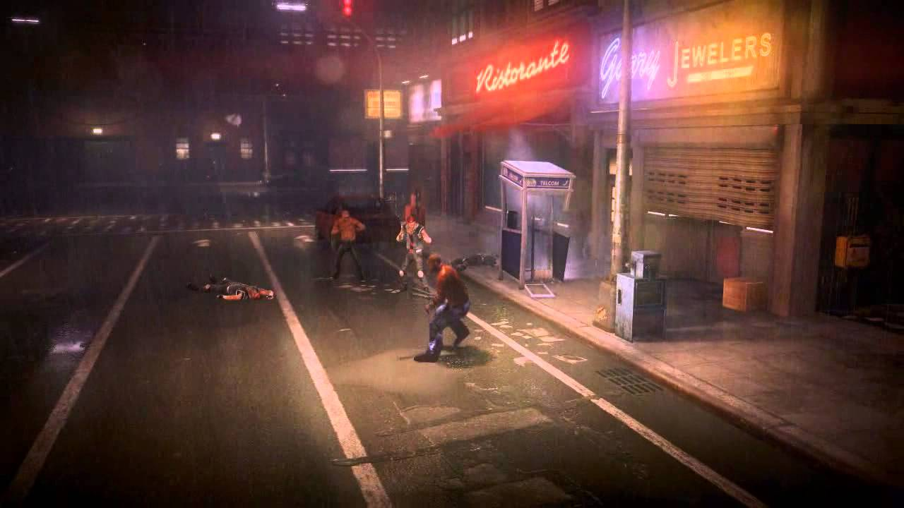 Ruffian Games Streets Of Rage Prototype YouTube