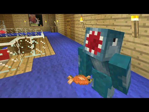 Minecraft Xbox: Fish Thief [166]