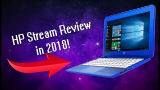 HP Stream 11 - Review and Gaming Benchmarks!