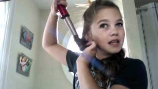 How To: Put Curl In Your Hair Using The Infiniti Conair Wand