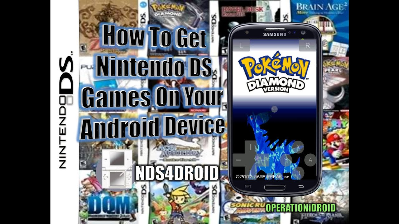 rom nds4droid