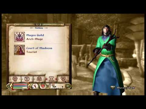 Wizard Build - Elder Scrolls IV Oblivion