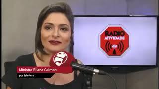 Conflito de terras no oeste: Eliana Calmon explica situação em entrevista na Jovem Pan