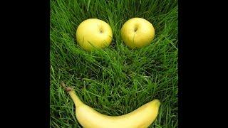 Шарлотка с яблоками и бананами в чудо-печи (рецепт, пародия от Глафиры Абрамовны)