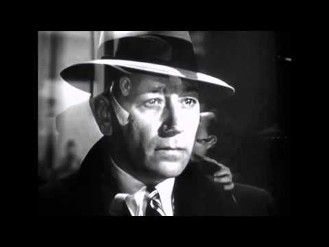 Red Light, 1949,  Barton MacLane  /George Raft