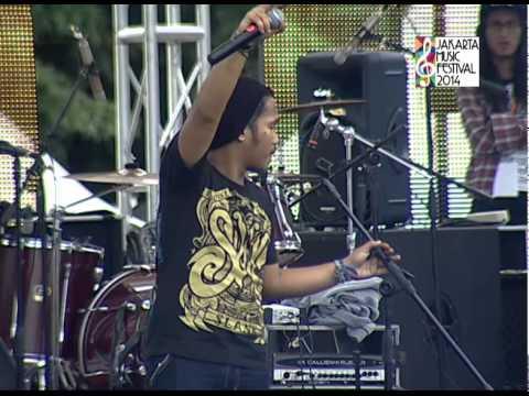 SUNSET,  Jakarta Music Festival 2014