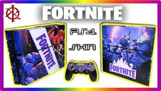 Skin Fortnite PS4 / Battle Royale Skin Sticker