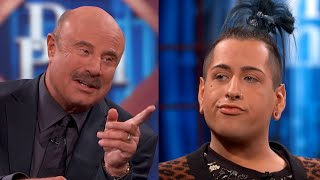 Guest 'Twerks' On Dr. Phil and Gets Destroyed | React Couch