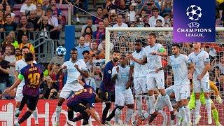 Stunning Lionel Messi hat-trick! The superstar lights up the Champions League   Barcelona v PSV