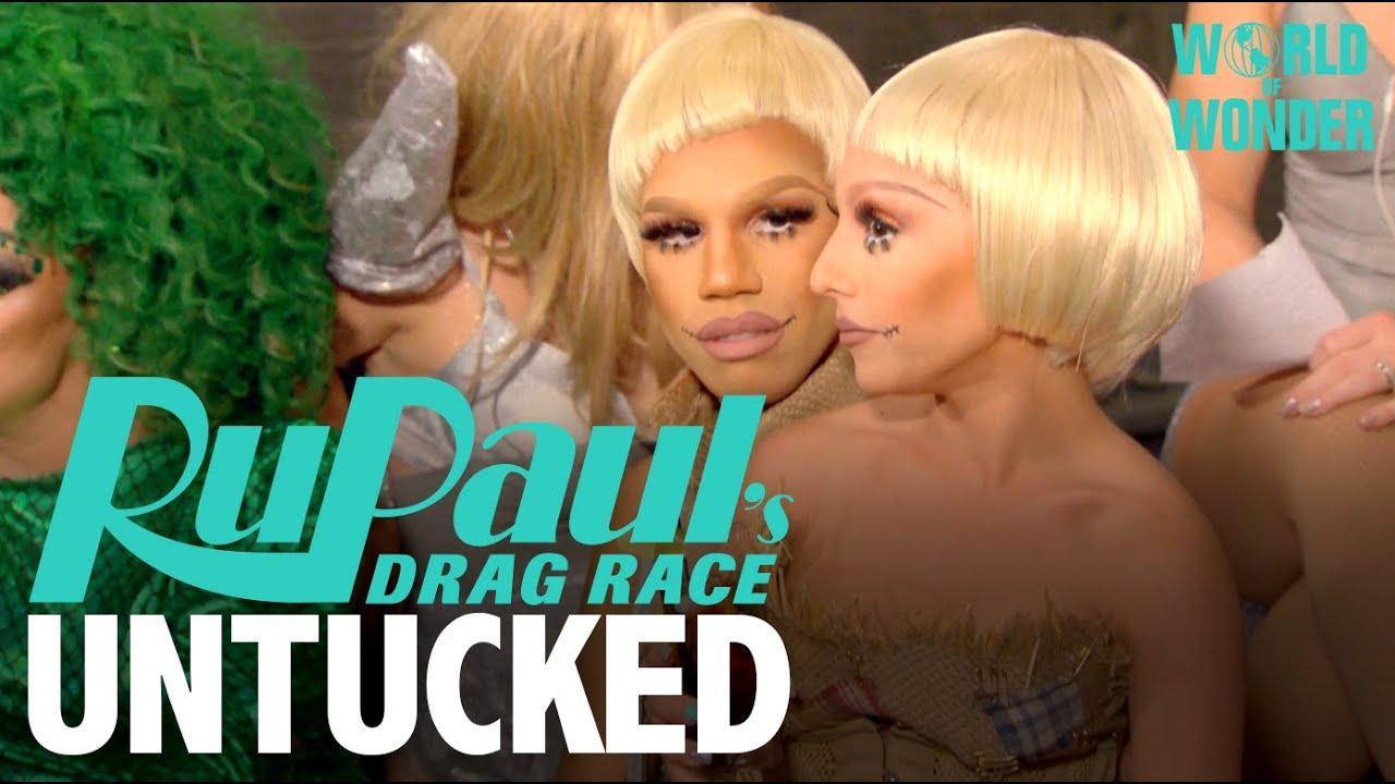 """Download Untucked: RuPaul's Drag Race Season 8 - Episode 6 """"Wizards of Drag"""""""