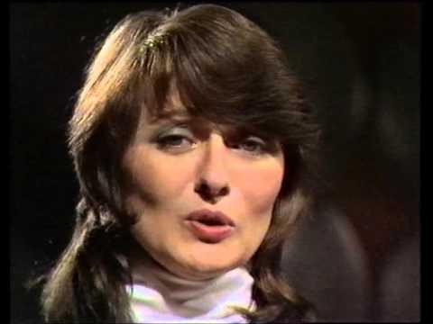 Véronique Müller - C'est la chanson de mon amour - Eurovisión 1972