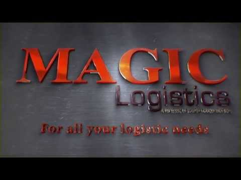 Magic Logistics Corp Video Leader in Logistics International Shipping Company - Magic Transport