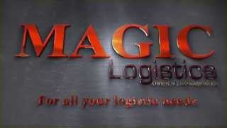 Magic Logistics Corp Video Leader in Logistics  more than 30 years. Ocean and Air Freight services.