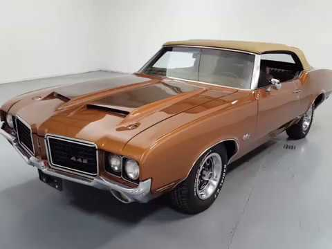 1972 Oldsmobile Cutlass | Shelton Classics & Performance