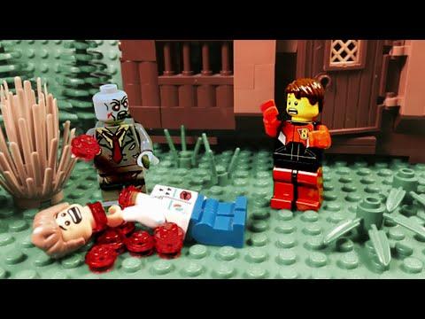Lego DM часть 1 зомби-апокалипсис сериал