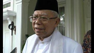 Download Video Ma'ruf Amin Doakan Ani Yudhoyono: Mudah-Mudahan Segera Sehat MP3 3GP MP4