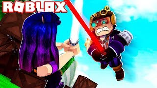 I HAVE THE MORE FORTE SWORDS OF MY friends sur ROBLOX!!!