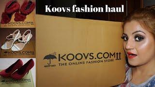 Koovs' Sale Fashion Haul   Try on Shoes Haul   Amazing stuff at Amazing Prices