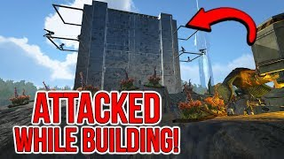 MAIN BASE BUILD + INDUSTRIAL GRINDER! | ARK Small Tribes Official PvP - ARK Survival Evolved