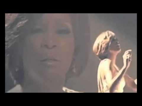 VIDEO - Whitney Houston ft R Kelly - I look to You ***NEW 2012***