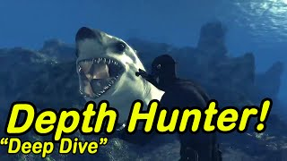 "Depth Hunter 2 | DEEP DIVE | ""Epic Sunken ships!"""