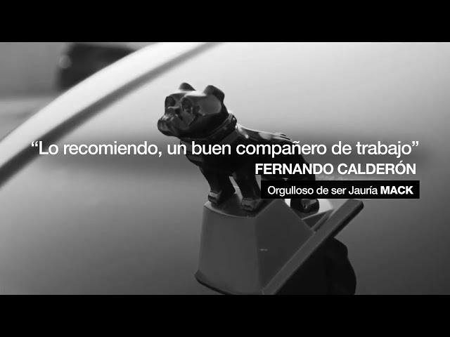 Mack Trucks México | Orgulloso de ser Jauría Mack 02.