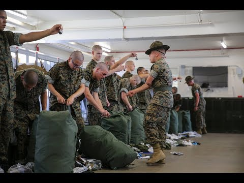 Boot Camp In More Depth - Surviving The Franchise (MCRD San Diego)