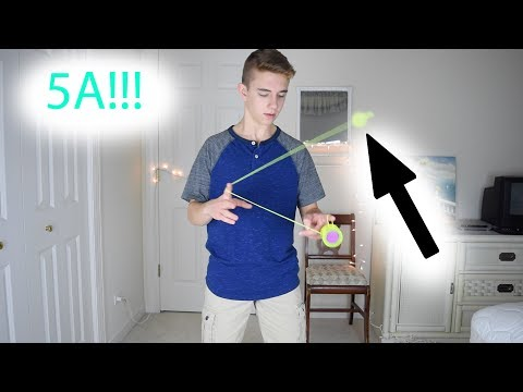 LEARNING A NEW STYLE OF YOYOING EP. 4! *5A*