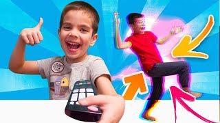 Как управлять братом? Что сделал малыш!? Видео для детей о том как мальчики играют