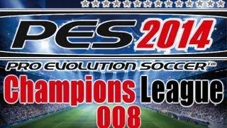Let´s Play PES 2014 Champions League [HD+][deutsch/german] #008 | Achtelfinale (2)