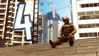 Battlefield 4 Random Moments #109 (Defibrillator Payback, Purple Block Discovered!?)