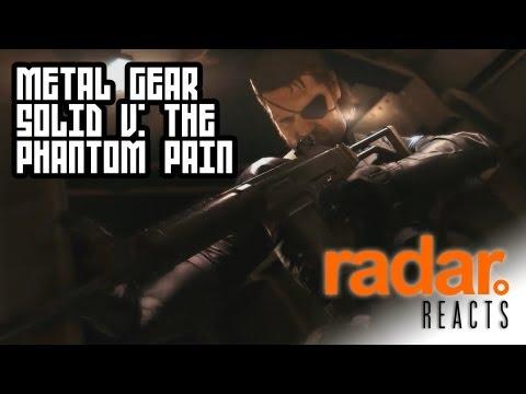 Metal Gear Solid V: The Phantom Pain - Radar Reacts