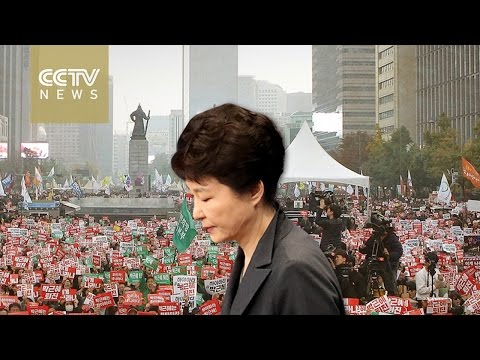 South Korean President, Park Geun-hye, faces uphill battle to stay in office