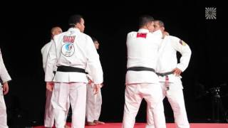 The UAE breaks World Record by hosting the Largest Martial Arts Jiu Jitsu Class UAEJJF