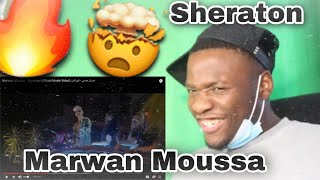American First  Reaction to Marwan Moussa - Sheraton (Egyptian Rap)